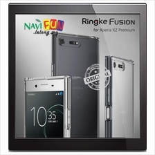 ★ Ringke Fusion PC Back TPU Bumper case for Xperia XZ Premium