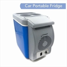 6L Portable Cooling and Warmer Travel Portable Car Fridge Refrigerator
