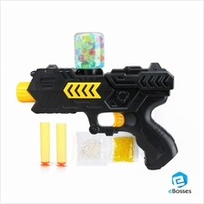 Crystal Water Gun 2 in 1 Paintball Soft Bullet Kids Toy CS Game Children Gift