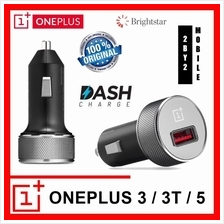 Official Original Dash Charger in Car OnePlus 5 / 3T / 3 - Brightstar
