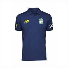 Liverpool Custom Number Polo Shirt
