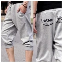 MS0053D Korean Fashion Summer Shorts Casual Pants