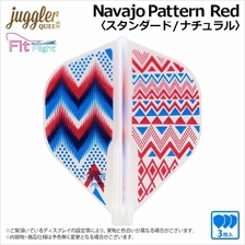 COSMO FIT FLIGHT - Navajo Pattern Red [Standard]