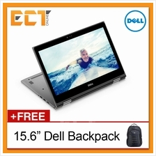 "Dell Inspiron 13 5378T-1041SG-W10 13.3"" 2 in 1 FHD Touch Laptop (i3-7100U 2.40"