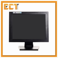 17 Touch 1024x768 Adjustable TFT-LED Monitor (VGA) for POS/Retail System