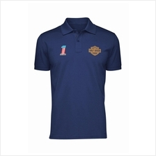 Harley Davidsons Cotton Polo Shirt (2 Colors)
