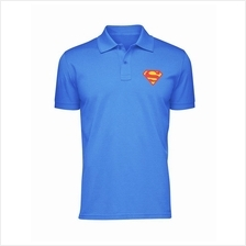 Man of Steel 100% cotton Polo Shirt (2 colors)