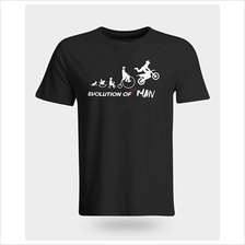 Evolution of Gentle Man T-shirt