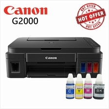 Canon PIXMA G2000 Hybrid Ink with original ink tank system