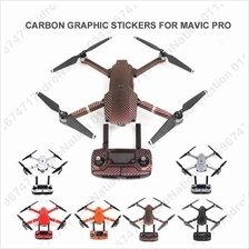 DJI Mavic Pro Body Remote Controls Stickers Warps Protectors Skins