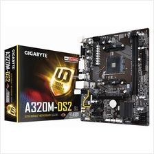 GIGABYTE A320M-DS2 SOCKET AM4 MAINBOARD