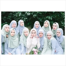 Free Shipping Cotton Silk Hijab Scarves Scarf Tudung Chiffon white)