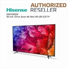 Hisense 50' inch Enriched Visuals and Audio Full HD LED TV 50D36PN