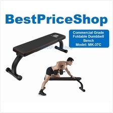 Commercial Grade Foldable Fitness Dumbbell Bench Chest Press MK-37C