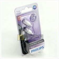 Philips 127916000KB2 T10 Vision LED 6000K 35 Lm 12V 1W Twin Pack