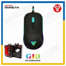 Fantech RHASTA G10 2400 DPI LED Optical 4DUSB Wired Gaming Mouse