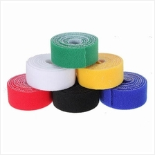 Velcro Tape Self Adhesive Hook & Loop 25mm x 1m
