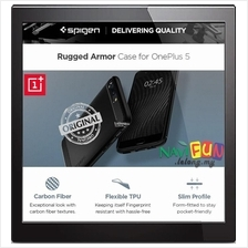 ★ Spigen (ORI) Rugged Armor TPU case for OnePlus 5