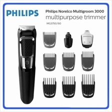 Original Philips Norelco MG3750 Multigroom Trimmer Shaver Series 3000