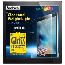 ★ HODA Apple iPad Pro 10.5 0.33mm Tempered Glass
