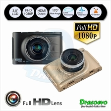 T612 Car DVR Full HD 1080P Recorder Dashcam Camera Video G-Sensor