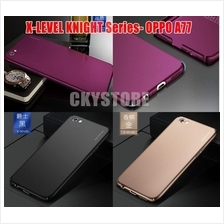 OPPO A77 X-LEVEL Knight Series 360 Full Protection SLIM HARD PC Case