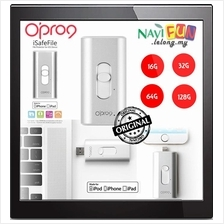 ★ Opro9 iSafeFile MFi Flash Drive iPhone 5S 6S 7S Plus 8 iPad