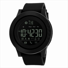 Bluetooth Connect Pedometer Calories Waterproof Smart Watch