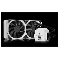 DEEPCOOL CAPTAIN 240 WHITE EX AIO WATER CPU COOLING