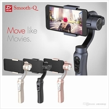 Zhiyun Smooth Q 3-Axis Handheld smartphone actioncam Gimbal Stabilizer