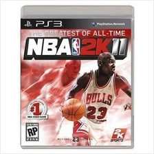 Original Brand New Sony PS3 NBA 2K11 R3