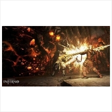 Original Brand New Sony PS3 Dante's Inferno: Divine Edition Blu-Ray R1