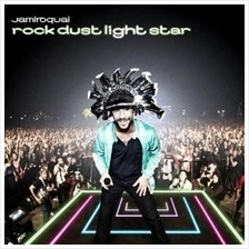 Original Brand New Jamiroquai: Rock Dust Light Star CD