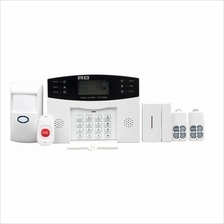 GSM Alarm Systems With LCD Display (315MHZ/433MHZ)