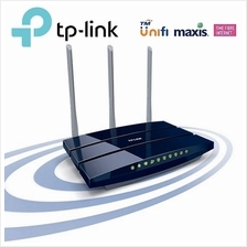 TP-LINK 450Mbps Wireless N Gigabit Router - TL-WR1043ND Unifi / Maxis