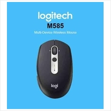 Logitech M585 Multi-Device Wireless Mouse Long Battery Life