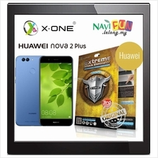 ★X-One Extreme Shock Eliminator Screen Protector Nova 2 Plus