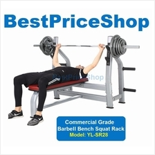 Commercial Grade Barbell Bench Smith Machine Squat Rack YL-SR28