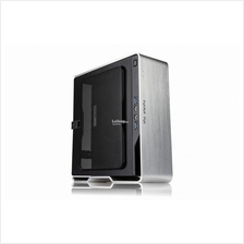 INWIN CHOPIN ALUMINUM MINI-ITX TOWER CHASSIS (SILVER)