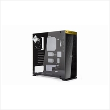 INWIN 805 TYPE-C VERSION MID TOWER TEMPERED GLASS CHASSIS (GOLD)