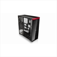 INWIN 805 TYPE-C VERSION MID TOWER TEMPERED GLASS CHASSIS (RED)