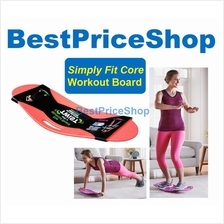 High Grade Yoga Balance Board Simply Fit Abs Legs Core Workout Twister