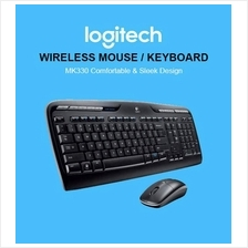 Logitech MK330 Wireless Combo Keyboard + Mouse - 2 years warranty