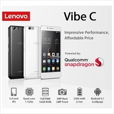 Lenovo Vibe C A2020 Dual SIM LTE 16GB ROM 1GB RAM 5MP Camera Original