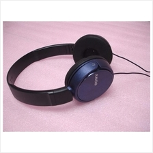 GENUINE SONY ZX310 SOUND MONITORING HEADPHONE