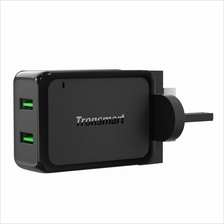 Tronsmart W2TF Quick Charge 3.0 Fast Charger 36W Dual USB Port Wall Charger