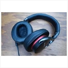 GENUINE SONY 1A (LIMITED EDITION)  Black Headphones High Resolution