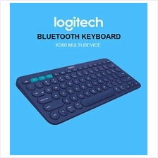 Logitech Bluetooth K380 Multi-Device Keyboard - 1 year warranty