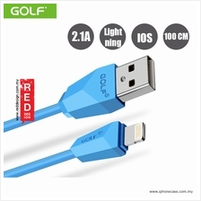 GOLF Diamond Series Lightning Cable for iPhone iPad - Blue
