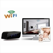 ★ IR Wifi IP Clock Camera For iPhone/Android (WIP-25B)